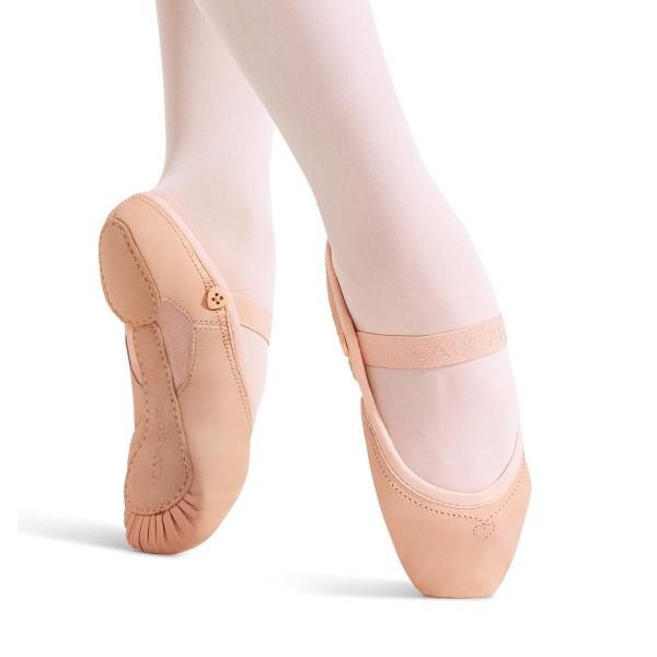 Kinder Ballettschläppchen LOVE BALLET