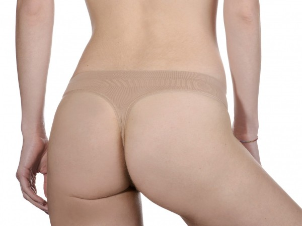 Tanga Nude Invisible