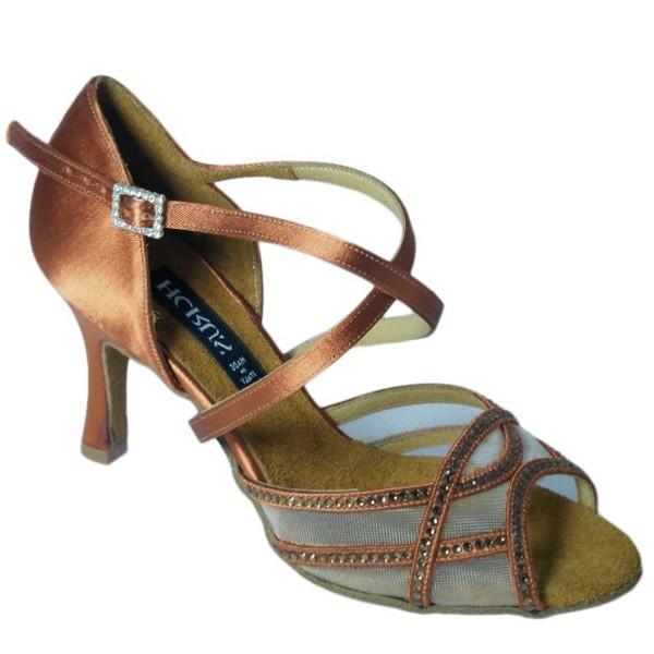 Rhinestone Sandal 1535 TAN