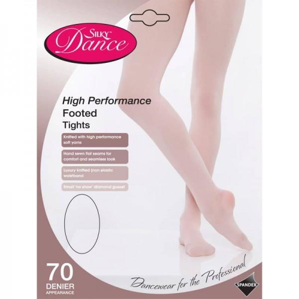 High Performance 70DEN Ballett Strumpfhose mit Fuß