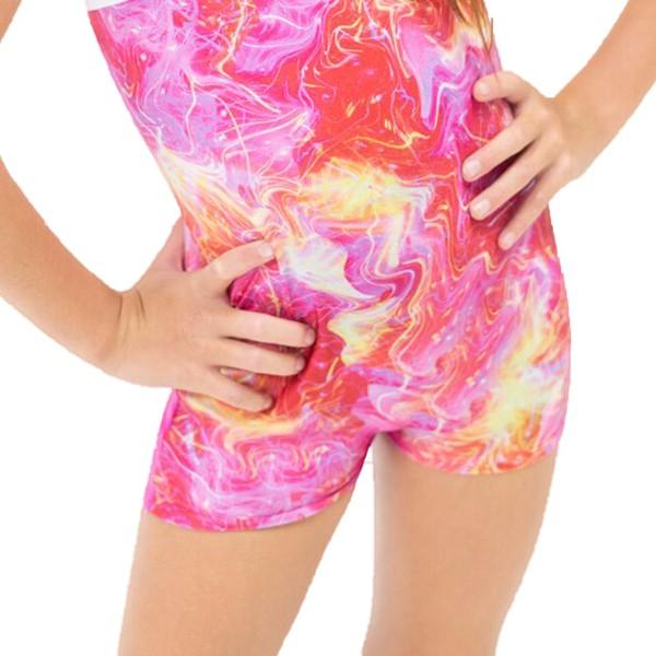 Mädchen Gymnastik Shorts