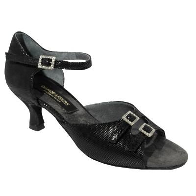 Ladies Dance Shoe 307 BELT - 60 mm