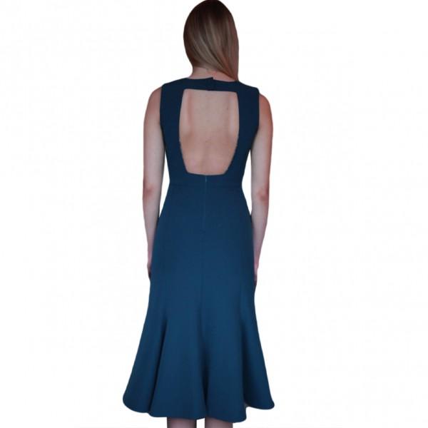 Kleid MARIA DE BUENOS AIRES PETROLIO