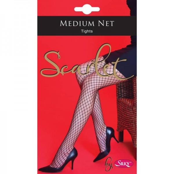 Netzstrumpfhose Medium Net