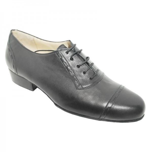 Mens Tango Shoe PACO BLACK NAPPA