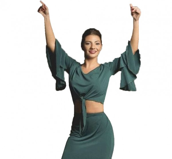 Flamenco Top MURIES