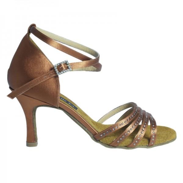 Strass Sandale 1537 TAN