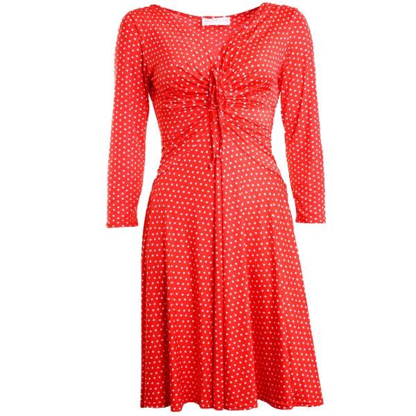 Kleid ROMY DOTS
