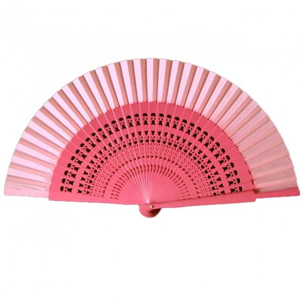 Fächer LISO 23 cm - 10 Farben
