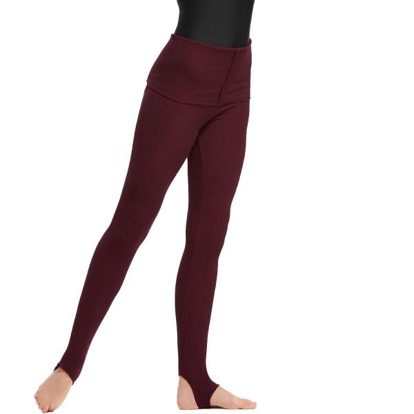 Warm-up stirrup leggings JODO