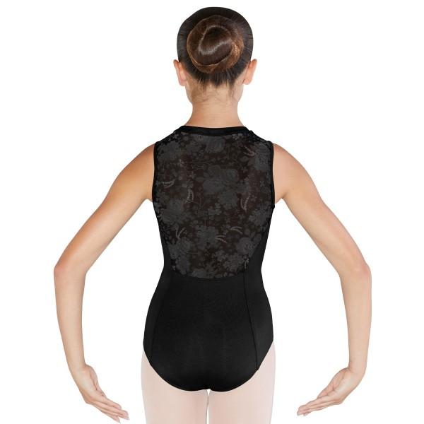 Girls Sleeveless Leo Penni Ballet Dance Style Dance Wear