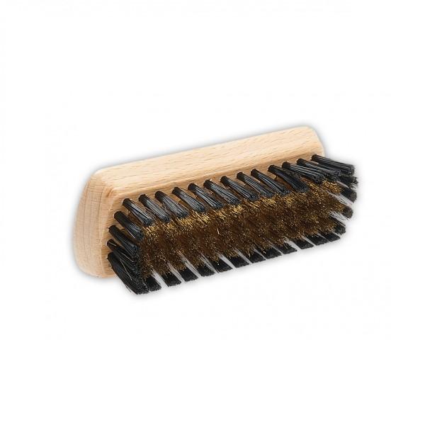 Bürste für Velourleder und Mikrofasersohlen
