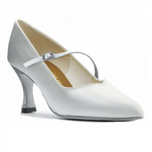 """Bridal shoe TC SILHOUETTE 2,5"""" with Strap"""