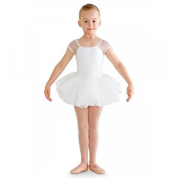 Tutu Kleidchen ohne Arm FLOCKPRINT