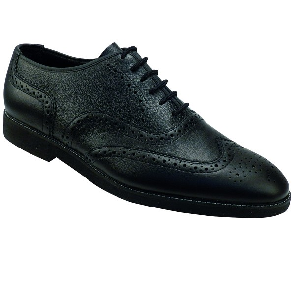 Swing shoe NEW YORKER with leather sole