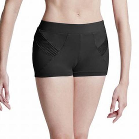Stretch Stripe Trim Shorts