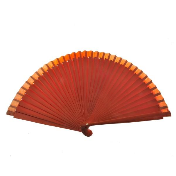 Fächer LISO 23 cm Naranja