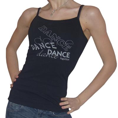 Spaghettitop DANCE DANCE DANCE