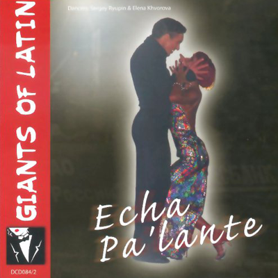 CD Giants Of Latin - Echa Pa´lante