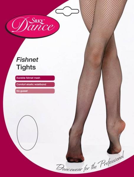 Silky Dance Fishnet Tights