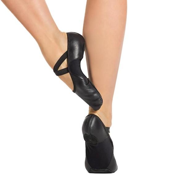 Ballettschläppchen HANAMI Leder