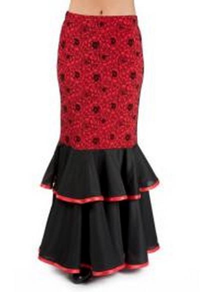Flamencorock RAJO - nur noch L + XL