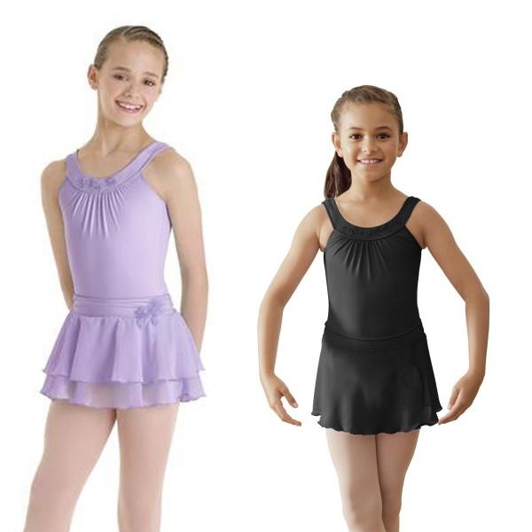 Mädchen Ballett Trikot YOKE