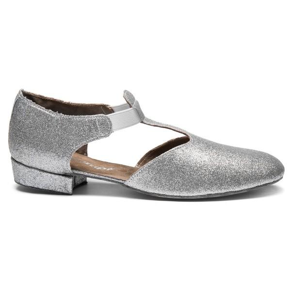 Griechische Sandale Glitter