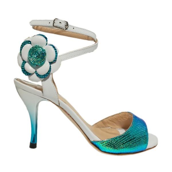 Tango Shoes FLORCITO SMERALDO