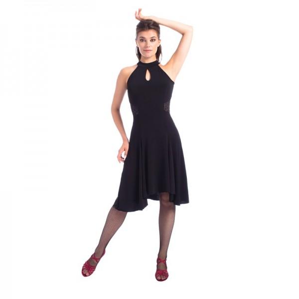 Neckholder Kleid E11242