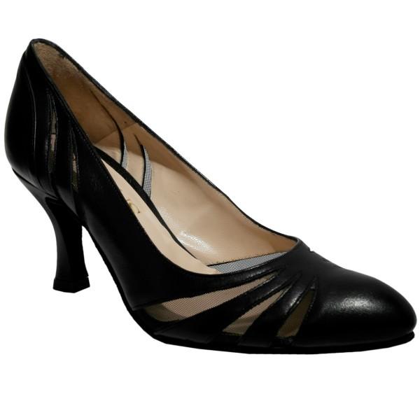 Ladies Court Shoe 1567