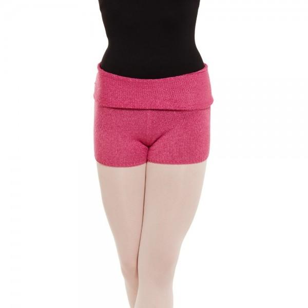 Warm-Up Shorts mit Umschlagbund CK1028W