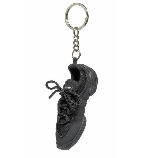 Dance sneaker key ring